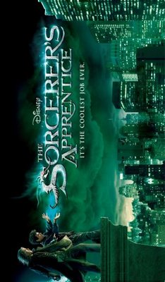 The Sorcerer's Apprentice movie poster (2010) poster MOV_78f49c7f