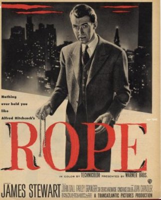 Rope movie poster (1948) poster MOV_78f4f019