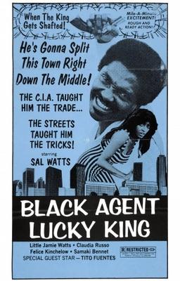 Solomon King movie poster (1974) poster MOV_79010d72