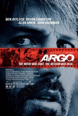 Argo movie poster (2012) poster MOV_790cbcd1