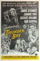 Thunder Bay movie poster (1953) picture MOV_790fa584