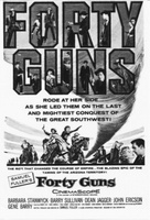 Forty Guns movie poster (1957) picture MOV_79137fab