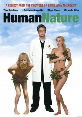 Human Nature movie poster (2001) poster MOV_79199a7d