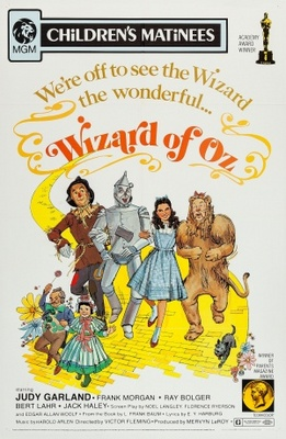 The Wizard of Oz movie poster (1939) poster MOV_79201de2
