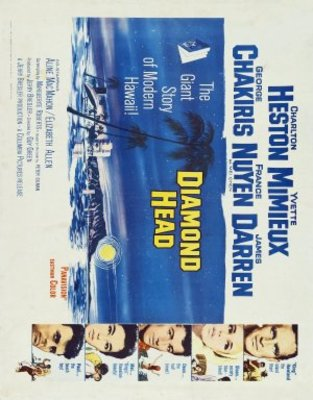 Diamond Head movie poster (1963) poster MOV_792bb31a