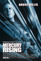 Mercury Rising movie poster (1998) picture MOV_792ed66a
