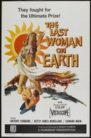 Last Woman on Earth movie poster (1960) picture MOV_7937c6db