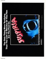 Suspiria movie poster (1977) picture MOV_793c3d15