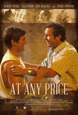 At Any Price movie poster (2012) poster MOV_79453c03