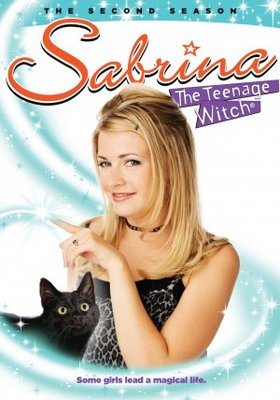 Sabrina, the Teenage Witch movie poster (1996) poster MOV_79473a9e
