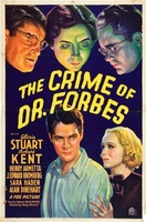 The Crime of Dr. Forbes movie poster (1936) picture MOV_7947853c