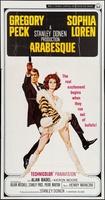 Arabesque movie poster (1966) picture MOV_7947db37
