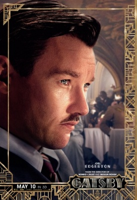 The Great Gatsby movie poster (2012) poster MOV_7949bed3