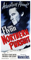 Northern Pursuit movie poster (1943) picture MOV_794ce06b