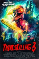 ThanksKilling Sequel movie poster (2012) picture MOV_7950aa21