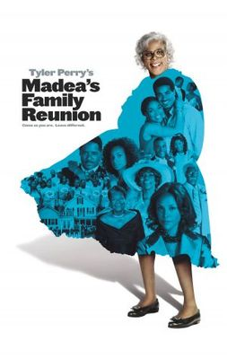 Madea's Family Reunion movie poster (2006) poster MOV_795311fe