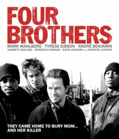 Four Brothers movie poster (2005) picture MOV_79532c11
