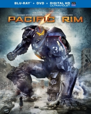 Pacific Rim movie poster (2013) poster MOV_7955d974