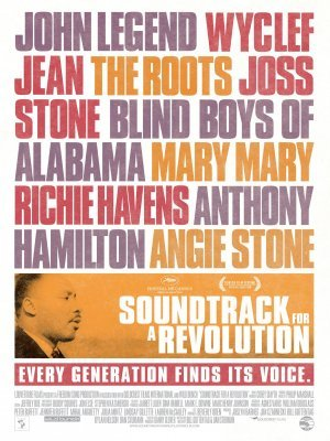 Soundtrack for a Revolution movie poster (2009) poster MOV_79590399