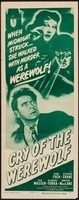 Cry of the Werewolf movie poster (1944) picture MOV_796419de