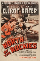 North of the Rockies movie poster (1942) picture MOV_796ece13