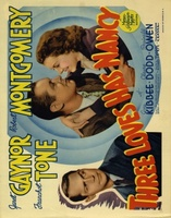 Three Loves Has Nancy movie poster (1938) picture MOV_796f983c