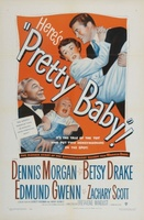 Pretty Baby movie poster (1950) picture MOV_7972668c