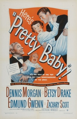 Pretty Baby movie poster (1950) poster MOV_7972668c
