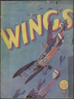 Wings movie poster (1927) picture MOV_7978804a