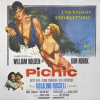 Picnic movie poster (1955) picture MOV_797cf927