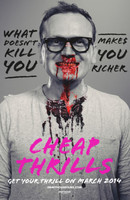 Cheap Thrills movie poster (2013) picture MOV_79878ecb