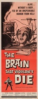 The Brain That Wouldn't Die movie poster (1962) picture MOV_798847e9