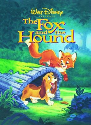 The Fox and the Hound movie poster (1981) poster MOV_798aa013