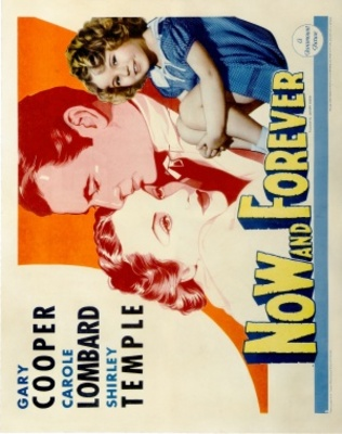 Now and Forever movie poster (1934) poster MOV_798dd487
