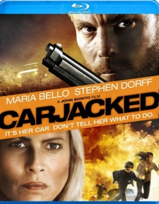 Carjacked movie poster (2011) poster MOV_79922bbd