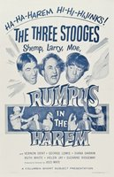 Rumpus in the Harem movie poster (1956) picture MOV_79948311
