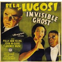 Invisible Ghost movie poster (1941) picture MOV_7997a716
