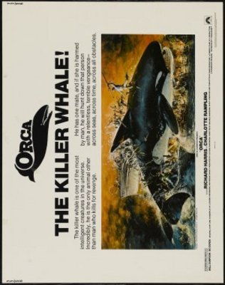 Orca movie poster (1977) poster MOV_799a7f88
