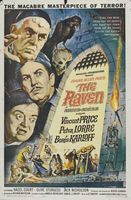 The Raven movie poster (1963) picture MOV_79a3fa6e