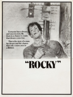 Rocky movie poster (1976) poster MOV_79a41382