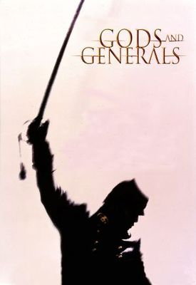 Gods and Generals movie poster (2003) poster MOV_79a4d8b1