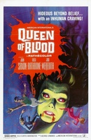 Queen of Blood movie poster (1966) picture MOV_79b0a126