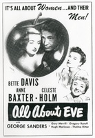 All About Eve movie poster (1950) picture MOV_79b36529