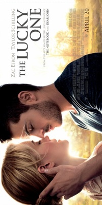 The Lucky One movie poster (2012) poster MOV_79b451a0