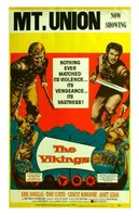 The Vikings movie poster (1958) picture MOV_79b556c1