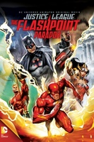 Justice League: The Flashpoint Paradox movie poster (2013) picture MOV_79b571ac