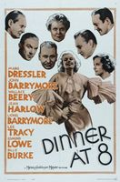 Dinner at Eight movie poster (1933) picture MOV_79b70ecc