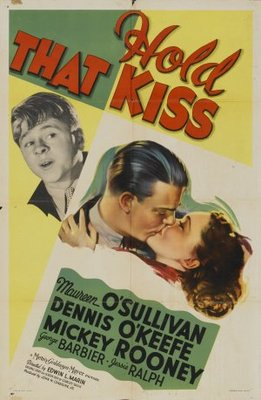Hold That Kiss movie poster (1938) poster MOV_79ba6112