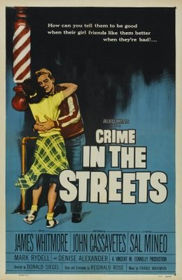 Crime in the Streets movie poster (1956) poster MOV_79c9940c
