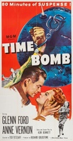Time Bomb movie poster (1953) picture MOV_79cbe635